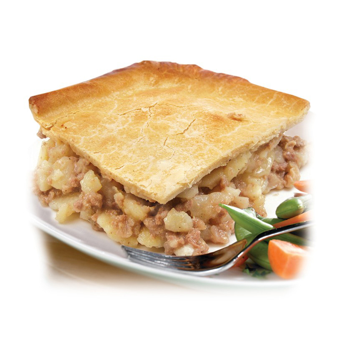 1101 Multi-Portion Potato and Meat Pie