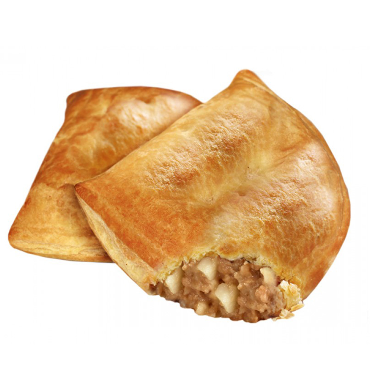 1120 Potato and Meat Puff Pasty