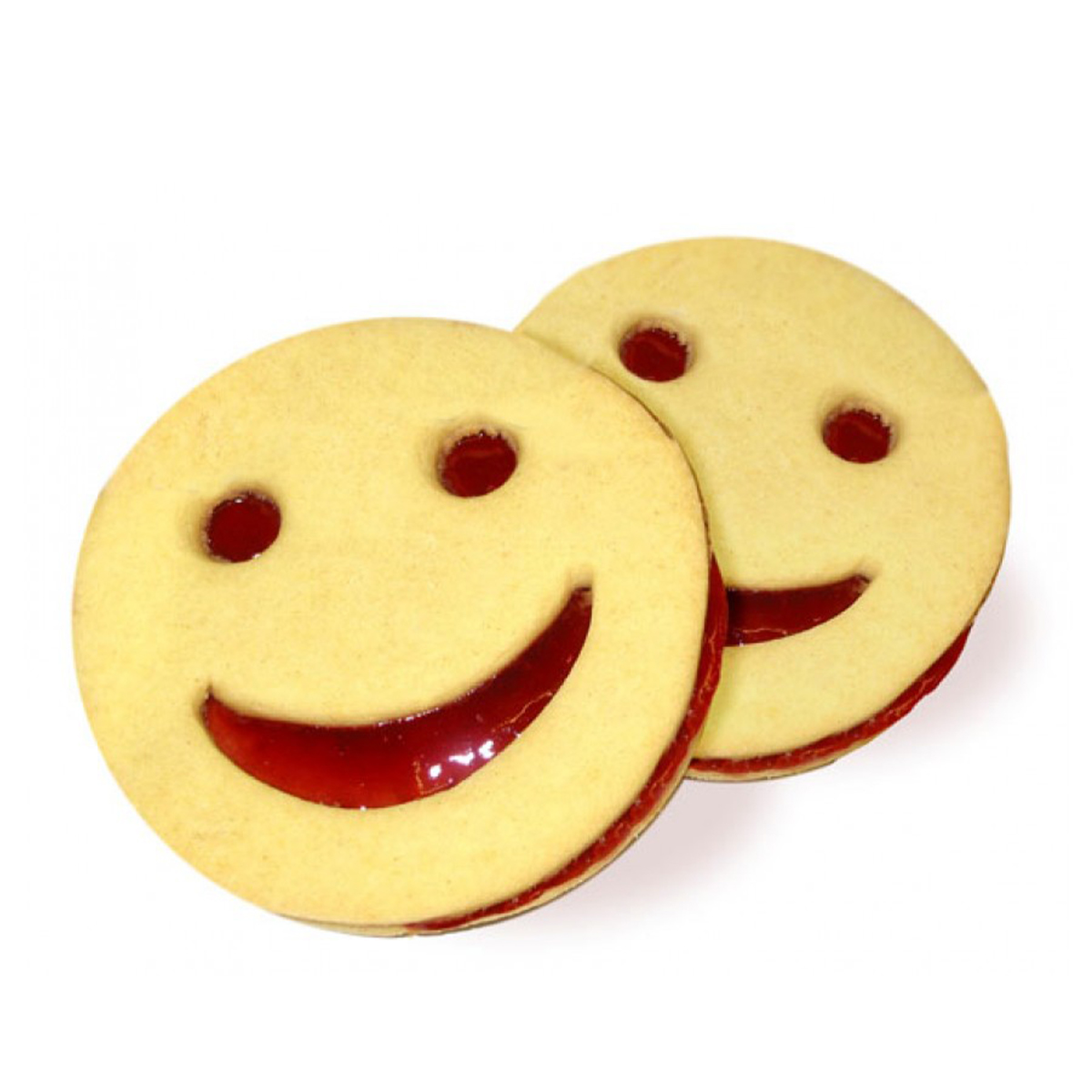3539 Smiley Face Biscuit