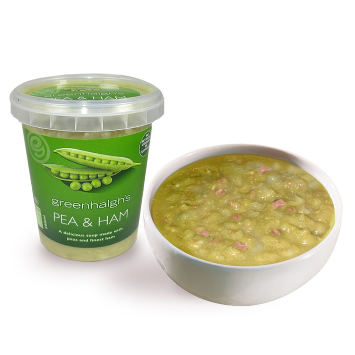 4533 Pea and Ham Soup