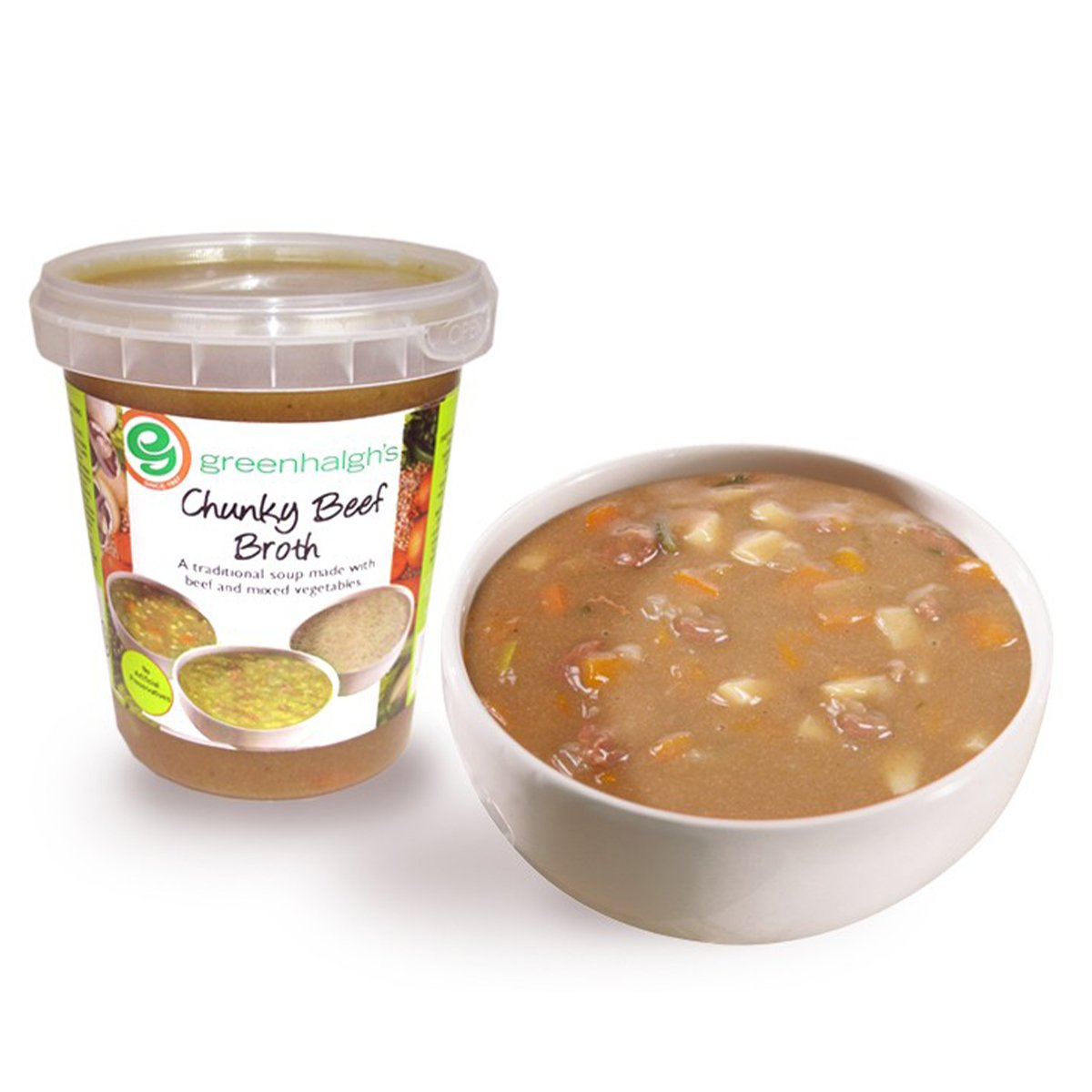 4551 Chunky Beef Soup