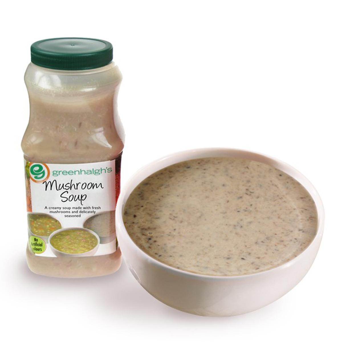 4552 Mushroom Soup