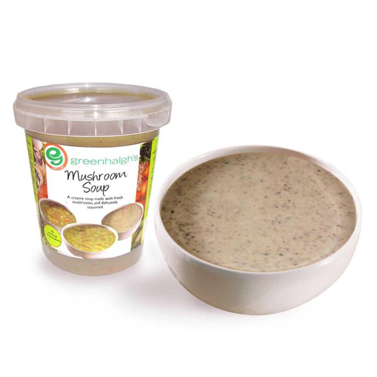 4553 Mushroom Soup