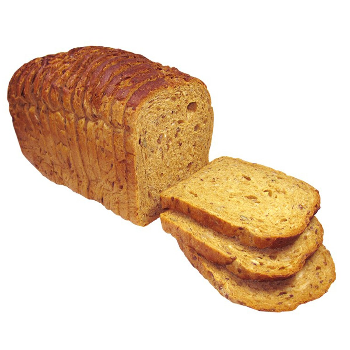 738 Large Multiseed GI Bread