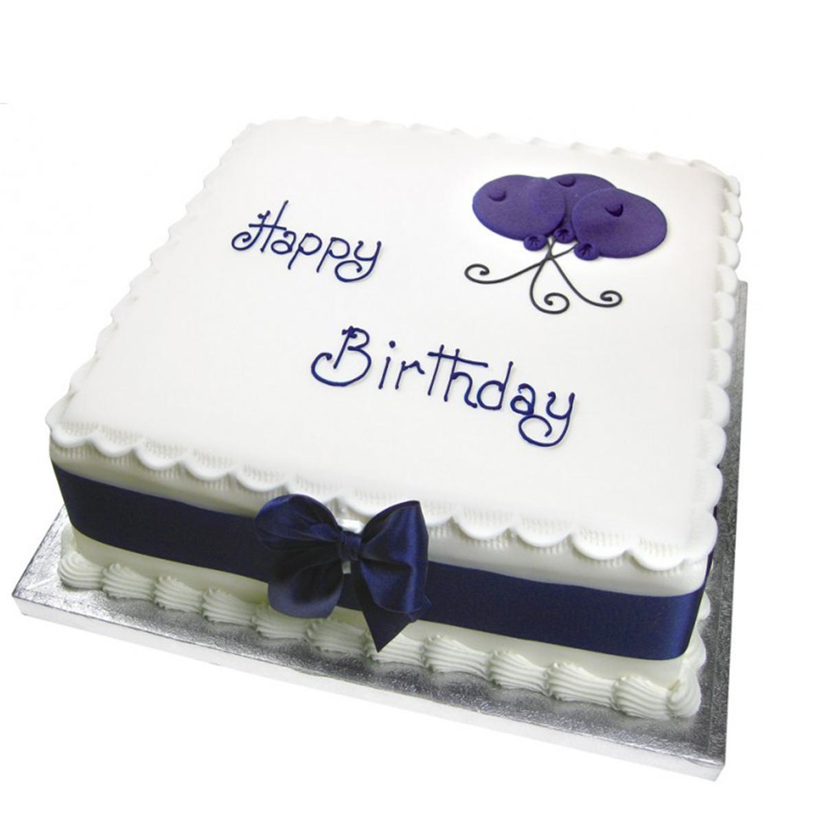 8293 9 in Celebration Cake