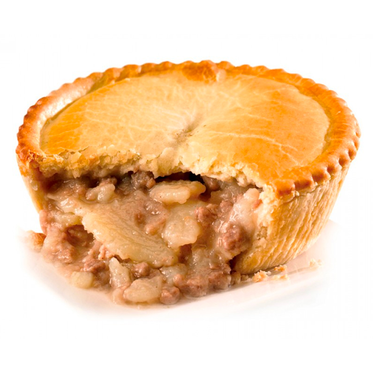 Greenhalghs Potato & Meat Pie