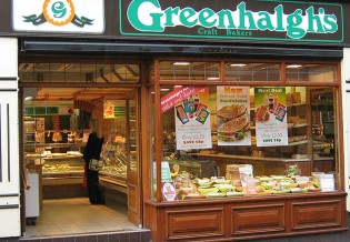 Greenhalgh's Ormskirk