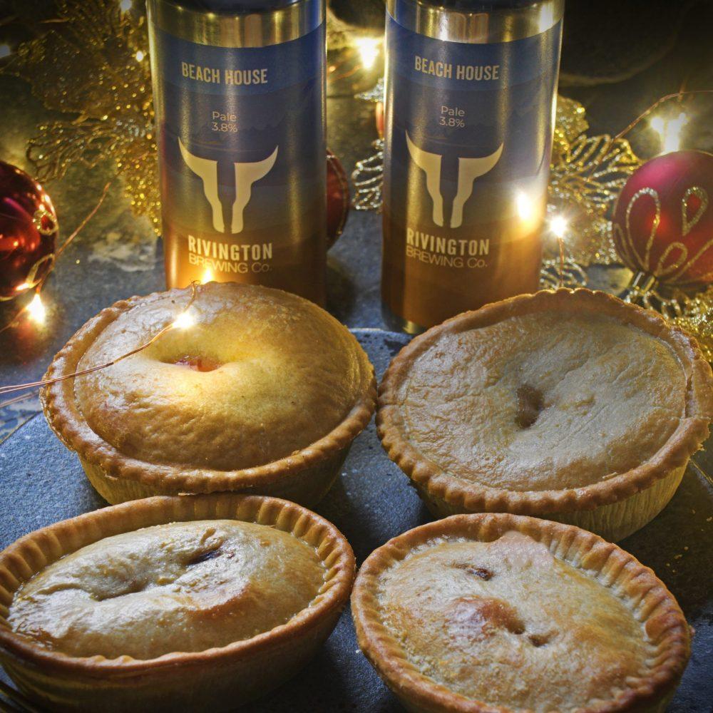 4 pies and beer- Megan 2